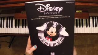 A Spoonful of Sugar from Mary Poppins - Piano TUTORIAL - Disney Intermediate Piano Solo