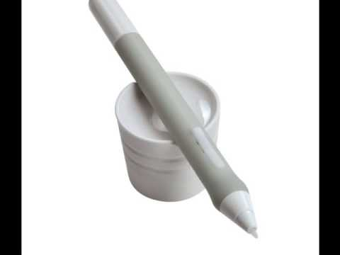 Ugee Charging Digital Graphic Drawing Tablet Pen P50S White