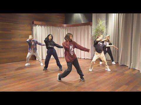 大原櫻子 - Shine On Me (ダンス・プラクティス・ムービー)