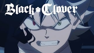 Asta vs Luck! | Black Clover
