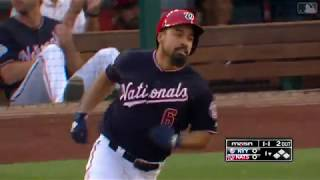 Anthony Rendon's First 100 Home Runs