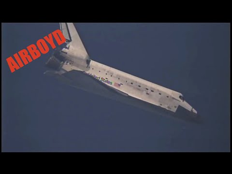 Space Shuttle Discovery Landing (STS-131)