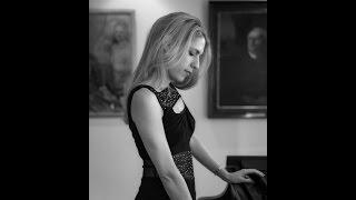 Katia Braunschweiler-Scarlatti Sonata K.124 in G major