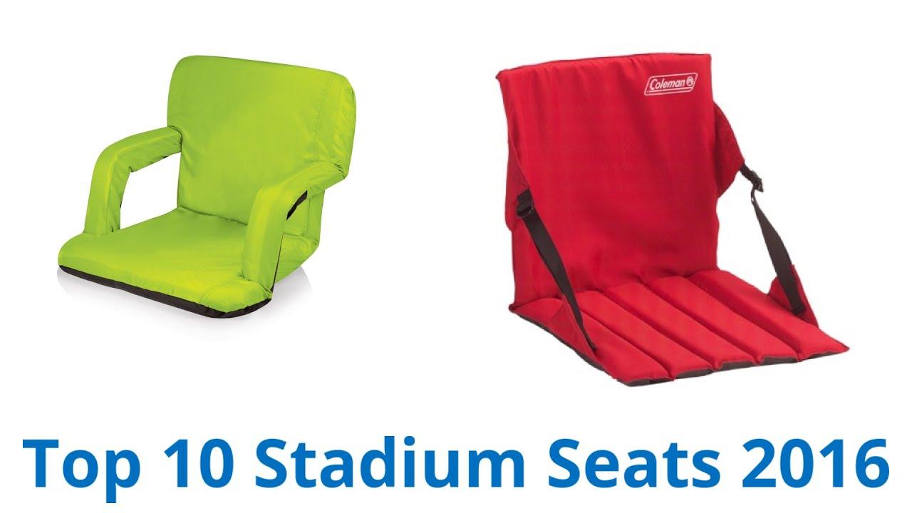 10 Best Stadium Seats 2016