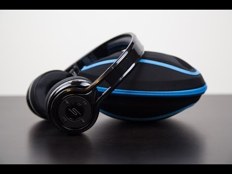 SMS Audio - SYNC by 50 On-Ear Wireless Headphone Review
