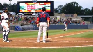Bryce Harper hits his 6th Minor League home run