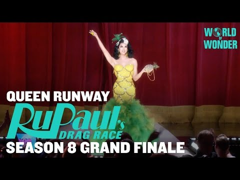 Queen Runway: Audience Warmup - RuPaul's Drag Race Season 8 Grand Finale