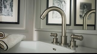 www.millenium-lazienki.pl - Włoska łazienka w stylu American retro - Bossini Liberty(, 2014-11-28T08:58:58.000Z)