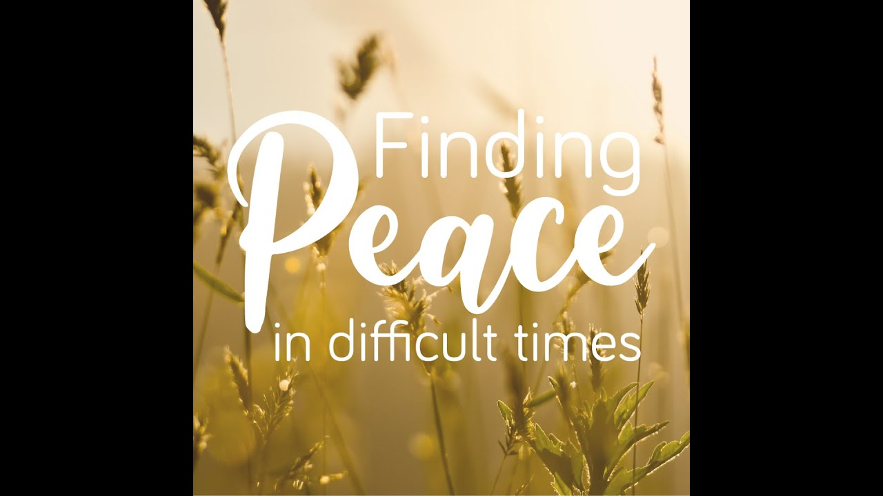 Finding peace when nothing works | Geeta B Bhansali