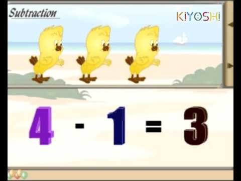 Subtraction Maths Made Easy Video