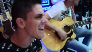 I don't want miss a thing / Diz pra mim (Aerosmith - Malta) por Evandro e Juninho
