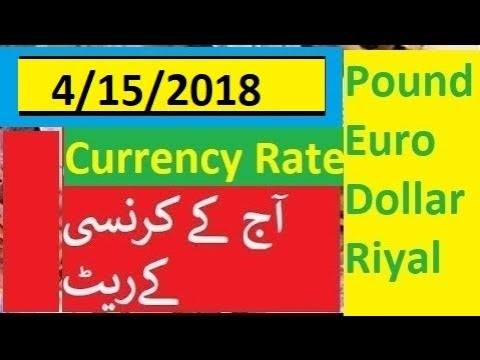 Open Market Currency Rates In Stan 4 15 2018