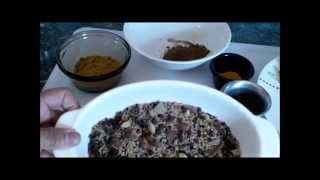 How to make Beef Liver Curry