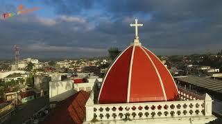Video de 29 segundos del campanario de la Catedral de Tuxpan, Veracruz