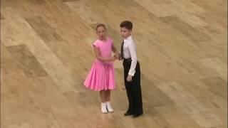 Финал Первенства СТСР | Дети 1, Дети 2 |Европейская программа бального танца