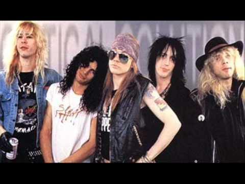 Guns n' roses = Hanoi rocks.wmv - YouTube