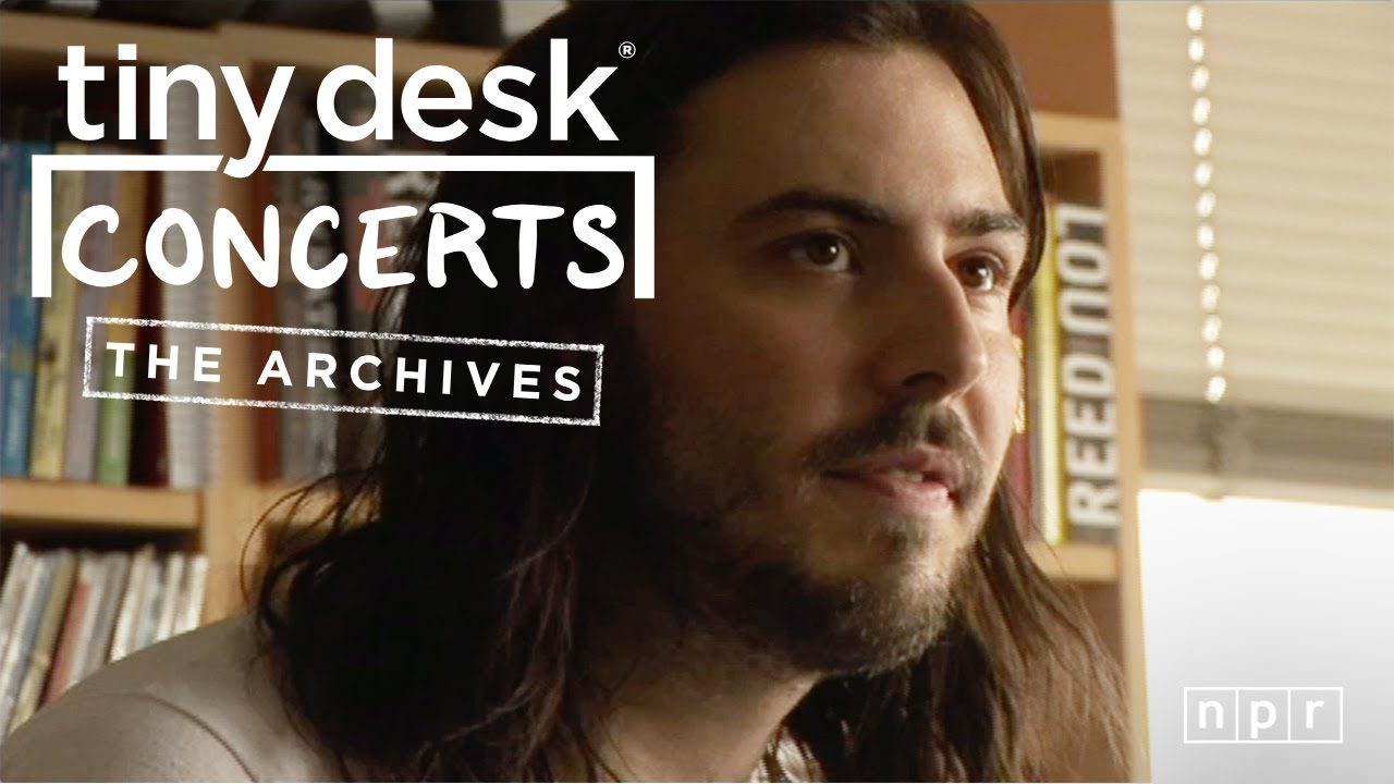 Andrew W.K.: NPR Music Tiny Desk Concert From The Archives