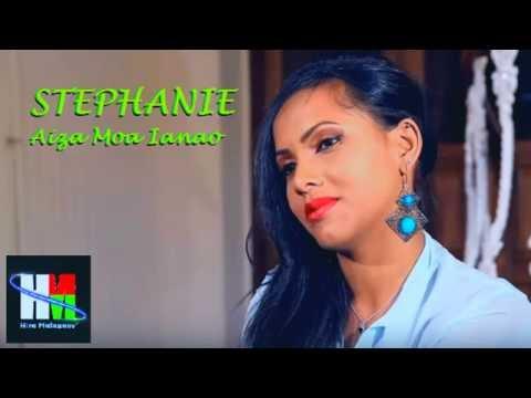 Stephanie - AIZA MOA IANAO (Nouveauté  Gasy OCTOBRE 2016)