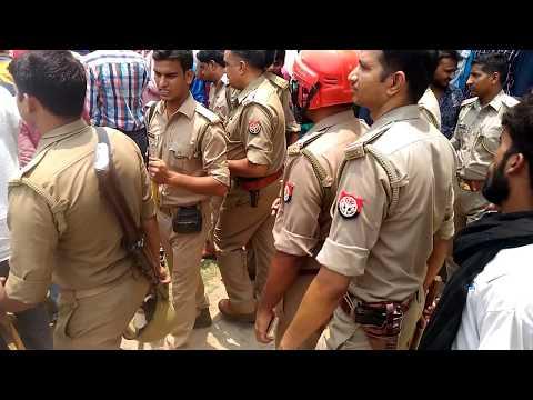 Live:Allahabad university hostel washout के खिलाफ छात्रों का बिगुल, |desi बनjaaरे