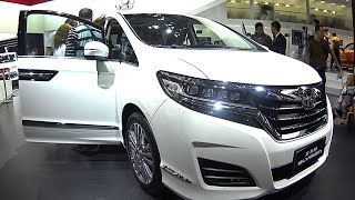 Biggest Honda VAN, Honda Odyssey Elysion 2016, 2017 Model,  The 2016, 2017 Honda Odyssey Elysion