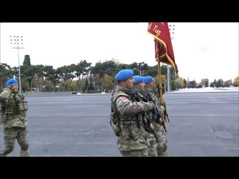 Türk Askeri Azerbaycan Zafer Geçit Töreninde