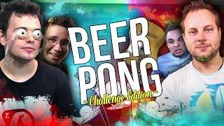 BEER PONG CHALLENGE + KONKURS!