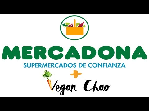 Mercadona Supermarket - Vegan Foods In A Coruña, Spain