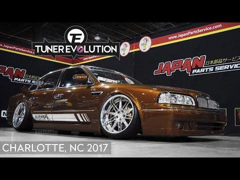 Tuner Evolution: North Carolina 2017 | HALCYON (4K)