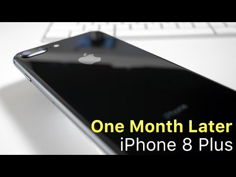 Download Youtube: iPhone 8 Plus - 1 Month Later