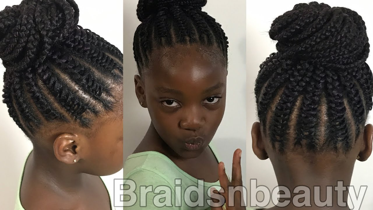 25 Marvelous Tree Braids Hairstyles for Everyone  Tree Braids In A Ponytail