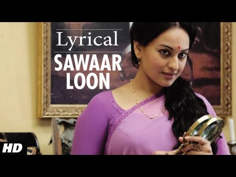 Thumbnail: Sawaar Loon Lootera Song With Lyrics | Ranveer Singh, Sonakshi Sinha