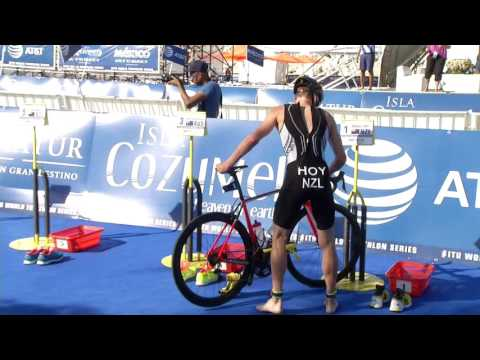 2016 ITU Triathlon Junior World Championships - Men