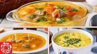 3 рецепта СУПА после Новогоднего застолья Легкие и Вкусные