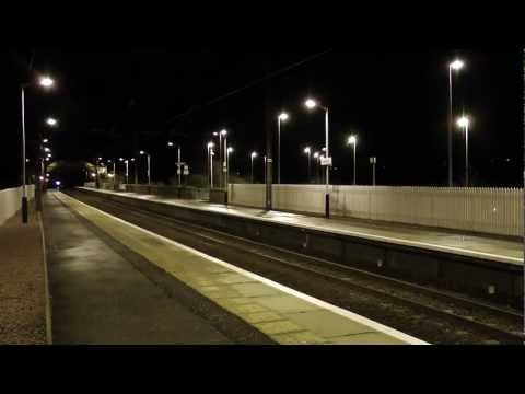 47810 & 47501 1Z92 Southampton to Edinburgh Last Cruise Saver for DRS passes Drem 15/12/12