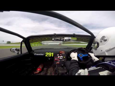 Luke Souch - Precision Motorsport | Silverstone National - Race 3 | 27th & 28th May 2017