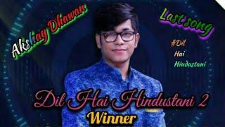 Akshay Dhawan last Rap on the stage of Dil Hai Hindustani 2