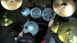 Five Finger Death Punch - No One Gets Left Behind (Drum Cover)