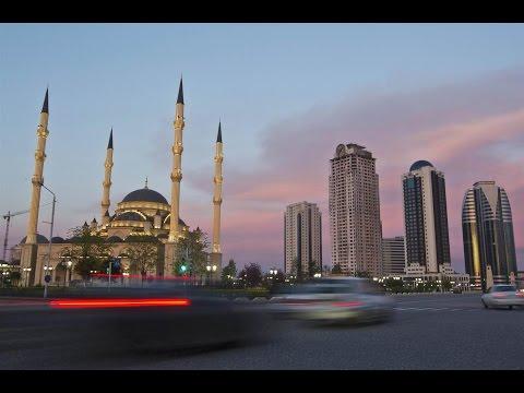 Inside Akhmad Kadyrov Mosque, Grozny, Russia داخل مسجد أحمد قديروف، جروزني، روسيا مذهلة جميلة