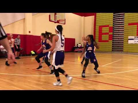 Court Soldiers 14U Girls National Team- Zero Gravity Steel City Showdown Champions