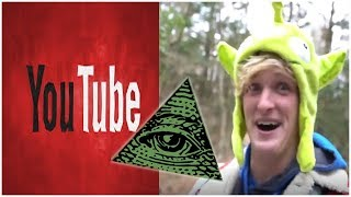 The Youtube Illuminati Protects Logan Paul