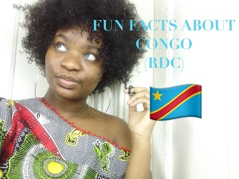 FUN FACTS ABOUT CONGO (RDC)