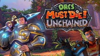 Dumb & Dumber Play Orcs Must Die! Unchained