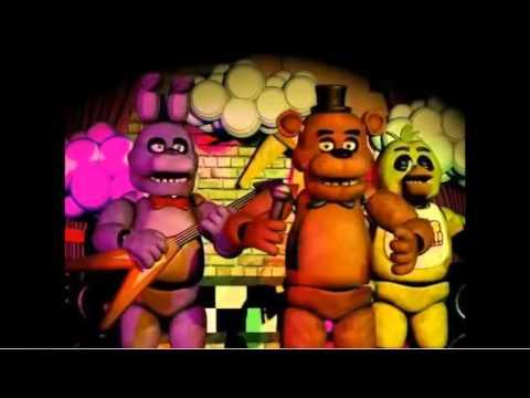 Trailer de fnaf 1,2,3,4,y 5.