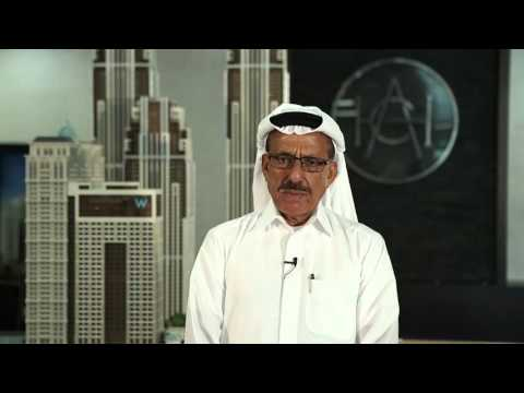 Khalaf Al Habtoor's message for Dubai National Insurance & Reinsurance (P.S.C)