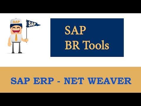 SAP BR tools