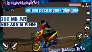 FULLMOD GTA SAN ANROID MOTOR THAILOOK