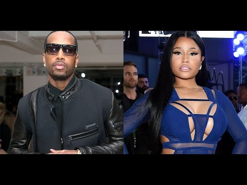 Safaree Says Nicki MInaj shouldn't let Producers Give her Completed Songs. PND hints he helped out!