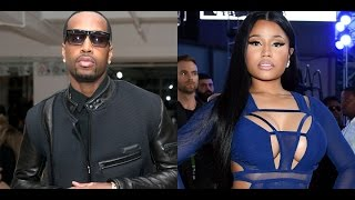 Safaree Says Nicki MInaj shouldn