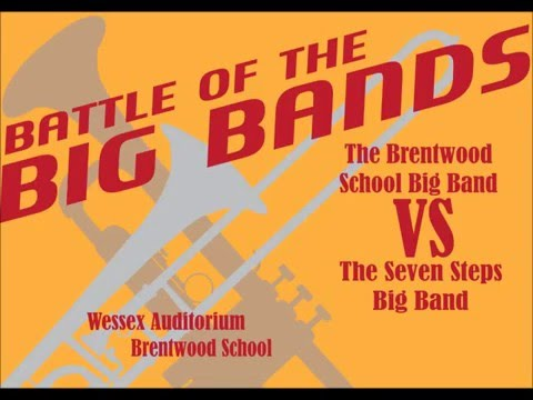Battle of the Big Bands Concert at Brentwood School