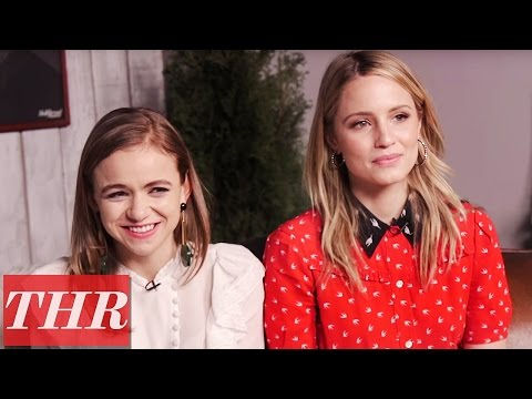 Dianna Agron and Morgan Saylor on Playing Young Nuns in 'Novitiate' | Sundance 2017